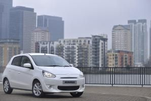 The Mitsubishi Mirage is Here