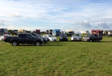 Dealerships Enjoy a Busy Time at Horse Trials