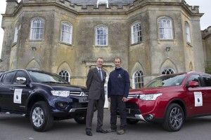 Melksham Mitsubishi helps local school on road to success