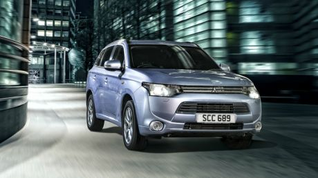 LAUNCH WEEKEND TO BE HELD FOR THE ALL-NEW MITSUBISHI OUTLANDER PLUG-IN HYBRID ELECTRIC VEHICLE