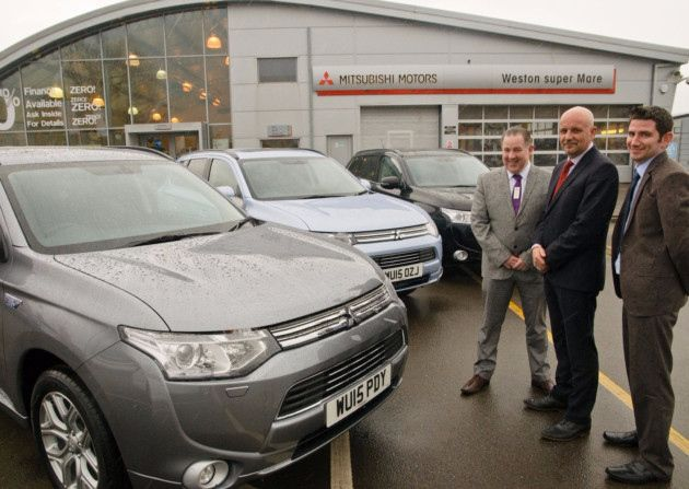 DEALERSHIP TEAMS UP WITH LOCAL PAPER FOR CHARITY COMPETITION