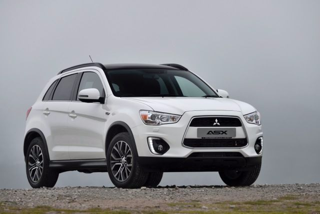 IMPROVEMENTS MADE TO MITSUBISHI ASX RANGE