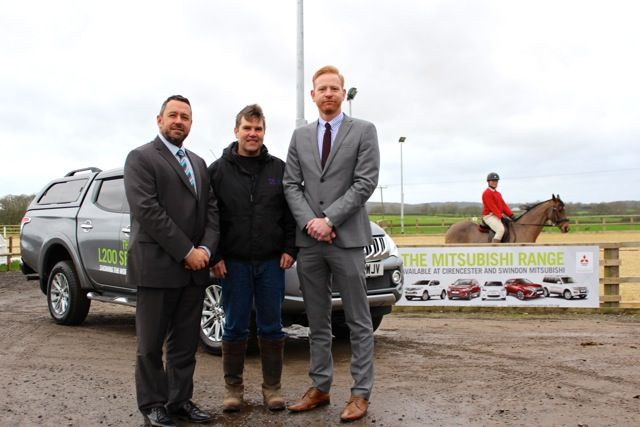 MITSUBISHI DEALERSHIPS BACK A WINNER  WITH RIDING SCHOOL