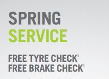 BE SAFE NOT SORRY WITH OUR SPRING SERVICE
