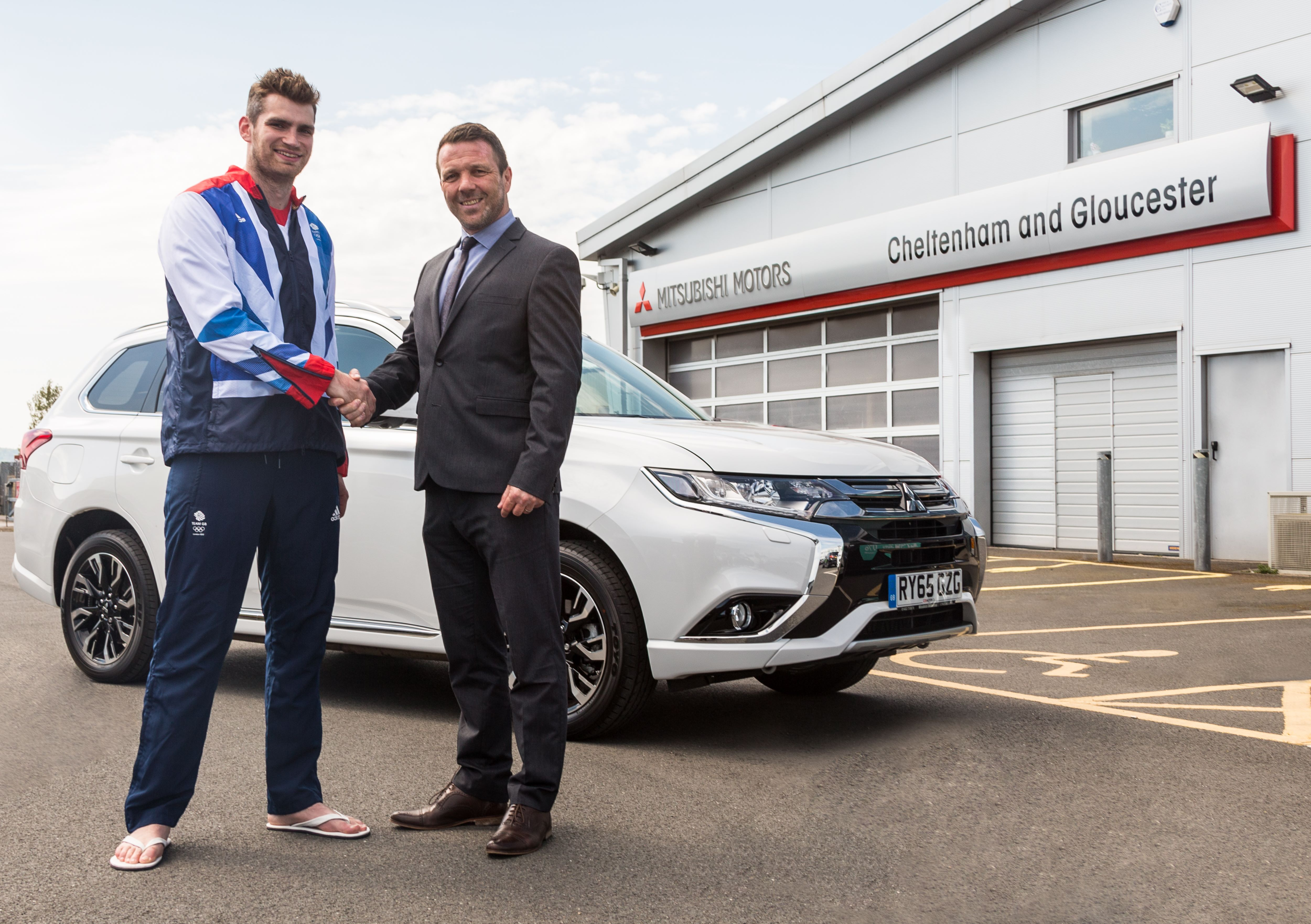 CCR Mitsubishi named title sponsor of the 2016 British Water Polo Championships