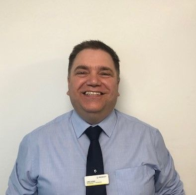 Greg Johns - Aftersales Manager - WsM