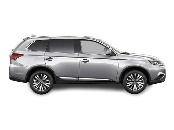 MITSUBISHI OUTLANDER <br/> 2.2 DI-D Commercial Motability Offer