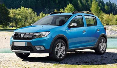 Dacia Aftersales at CCR Motor Co