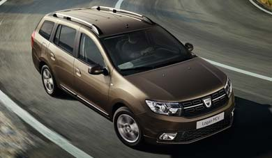Dacia Motability at CCR Motor Co