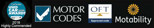 Motorcodes and Motability