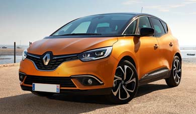 Renault Motability at CCR Motor Co