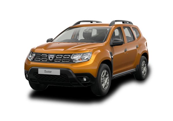 Dacia Duster - Available In Desert Orange