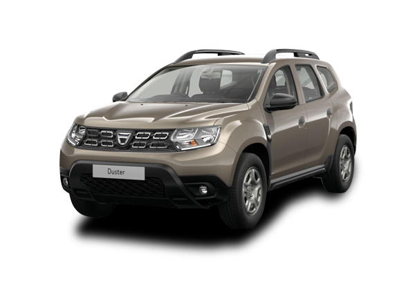 Dacia Duster - Available In Dune