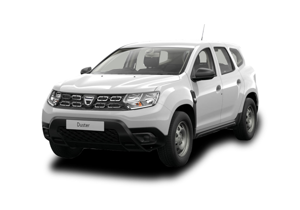 Dacia Duster - Available In Glacier White