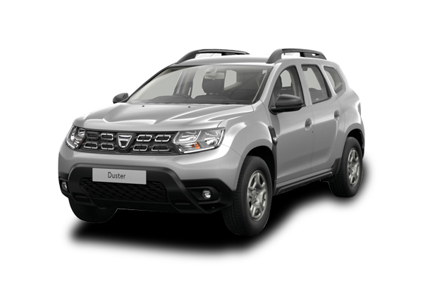 Dacia Duster - Available In Mercury