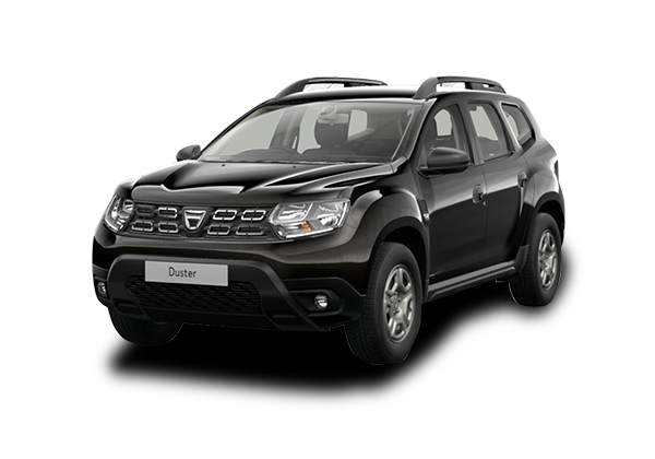 Dacia Duster - Available In Pearl Black