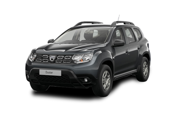 Dacia Duster - Available In Slate Grey