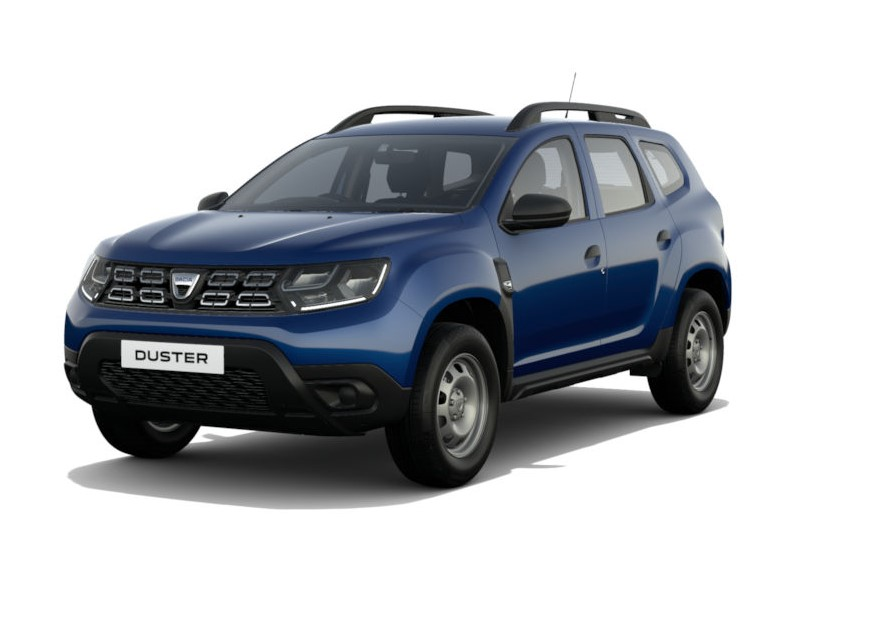 Dacia Duster - Available In Cosmos Blue