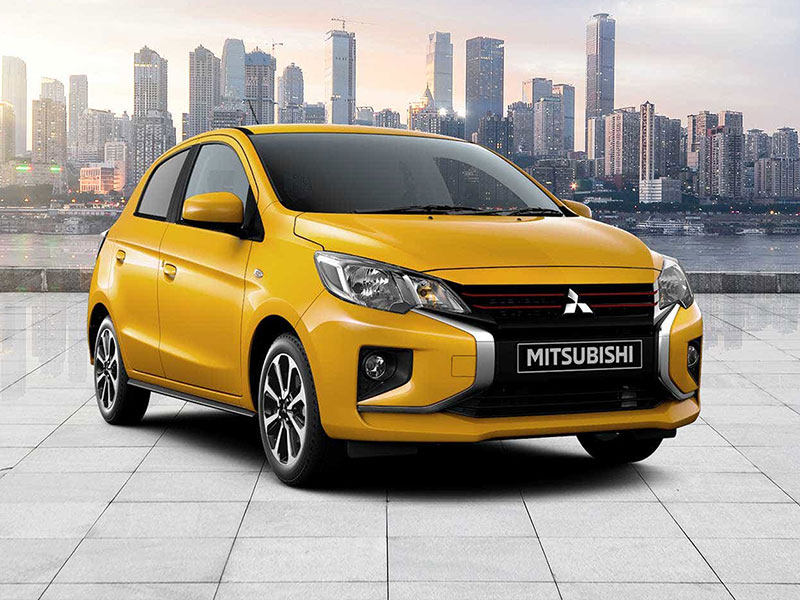 Mitsubishi Mirage - Overview